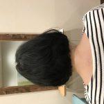 くせ毛さんのおかっぱスタイル