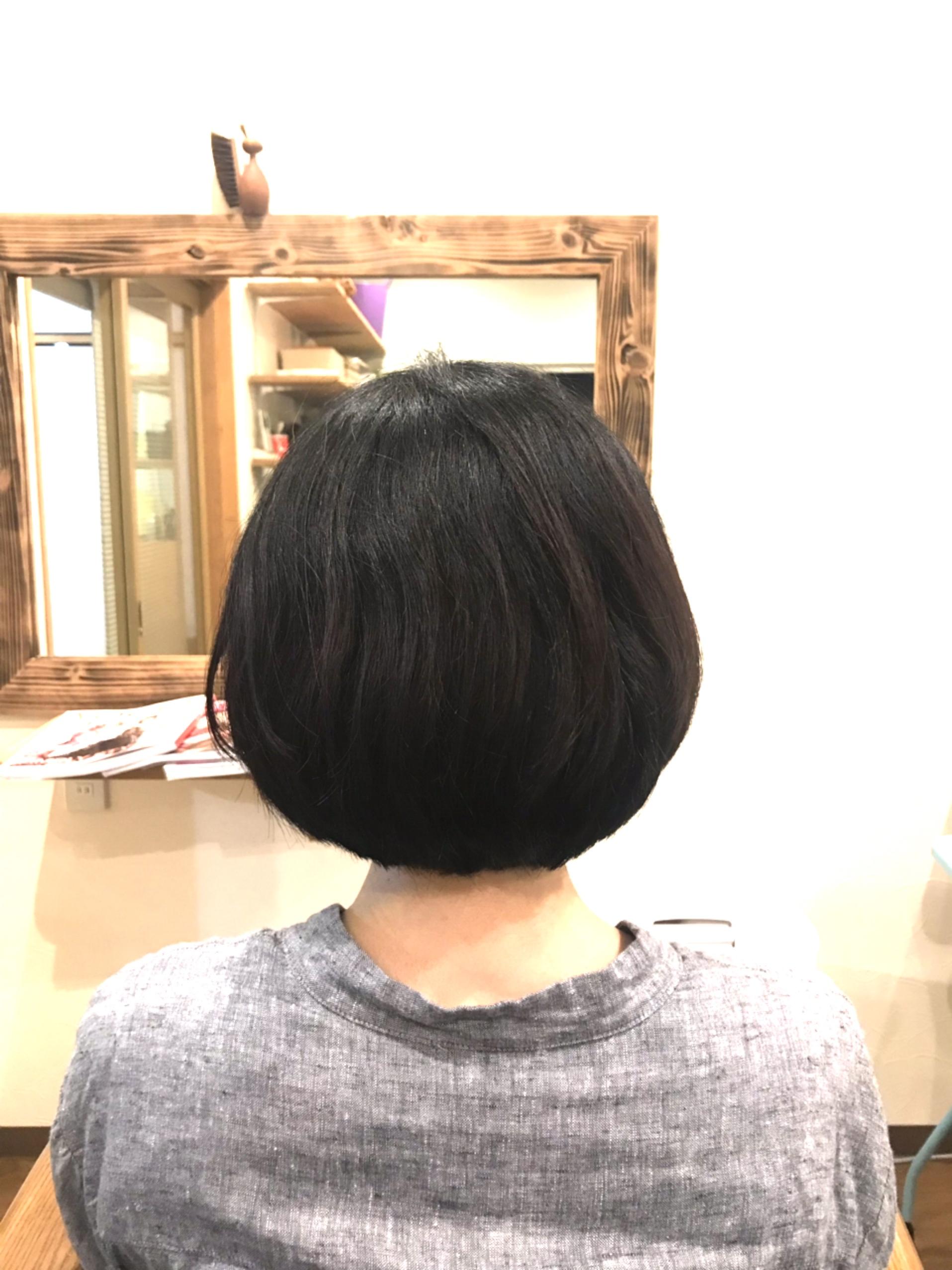 自分の髪がまとまるとは思わなかった