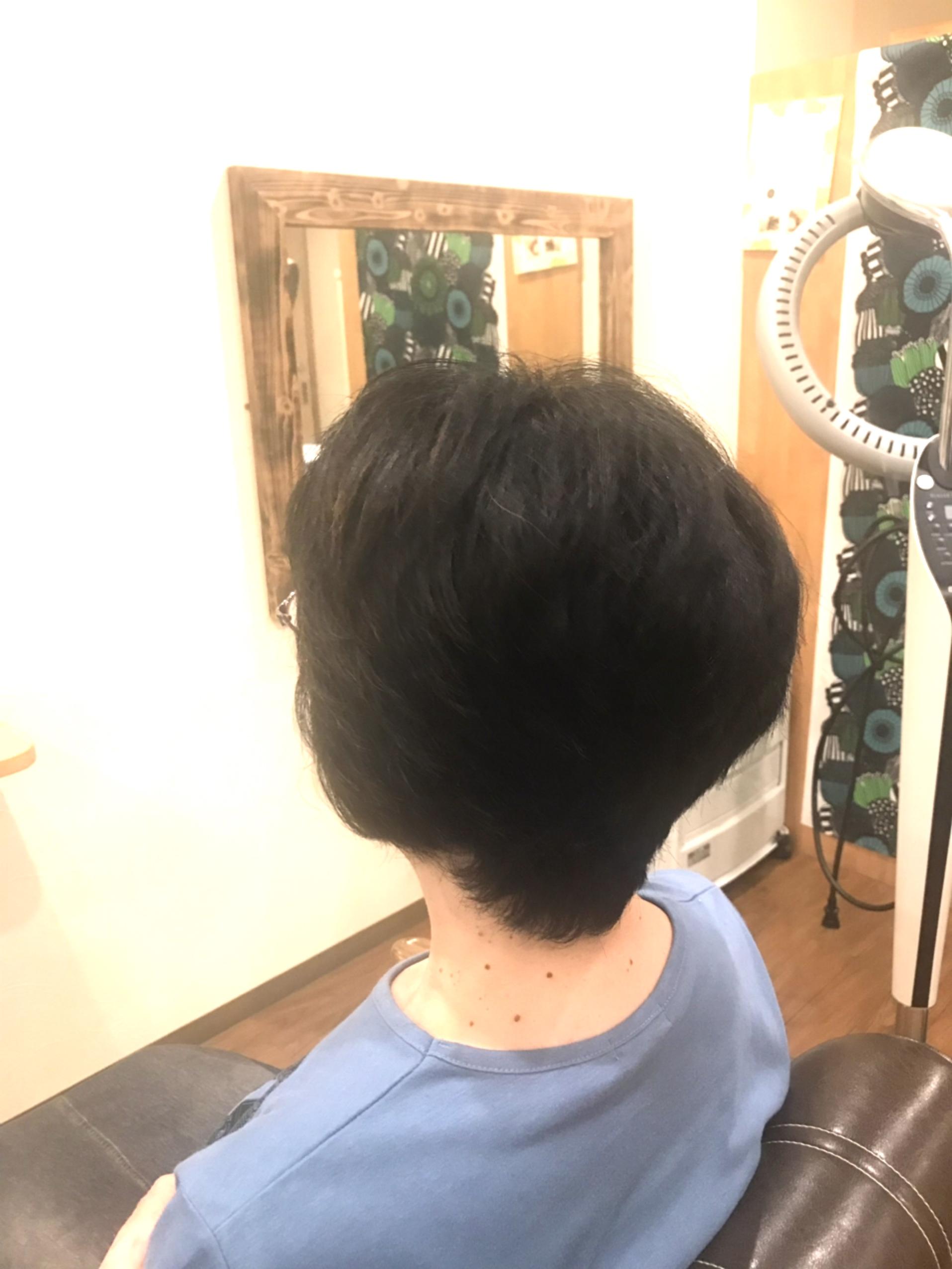 髪質が変わってきた