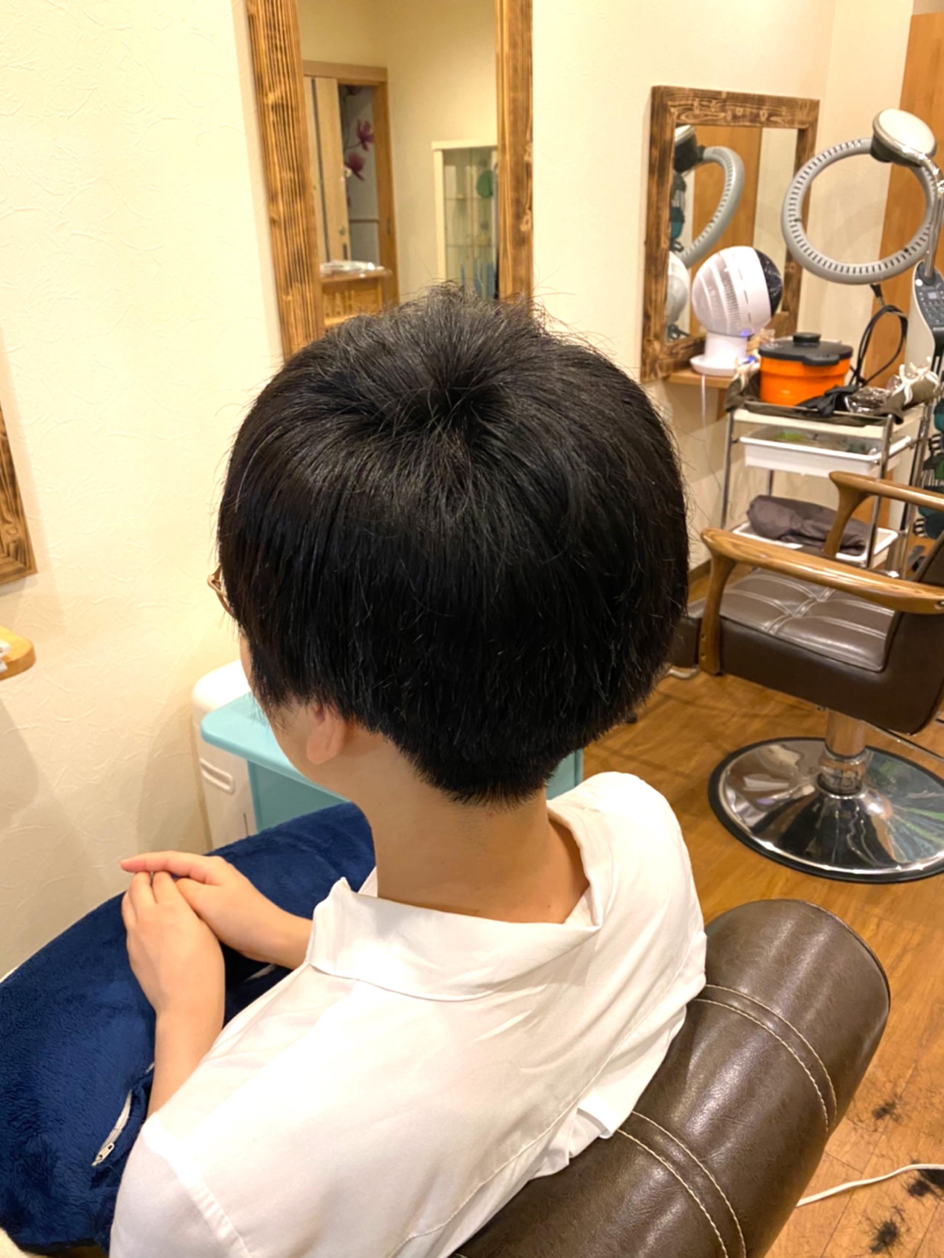 頭皮 髪が健康
