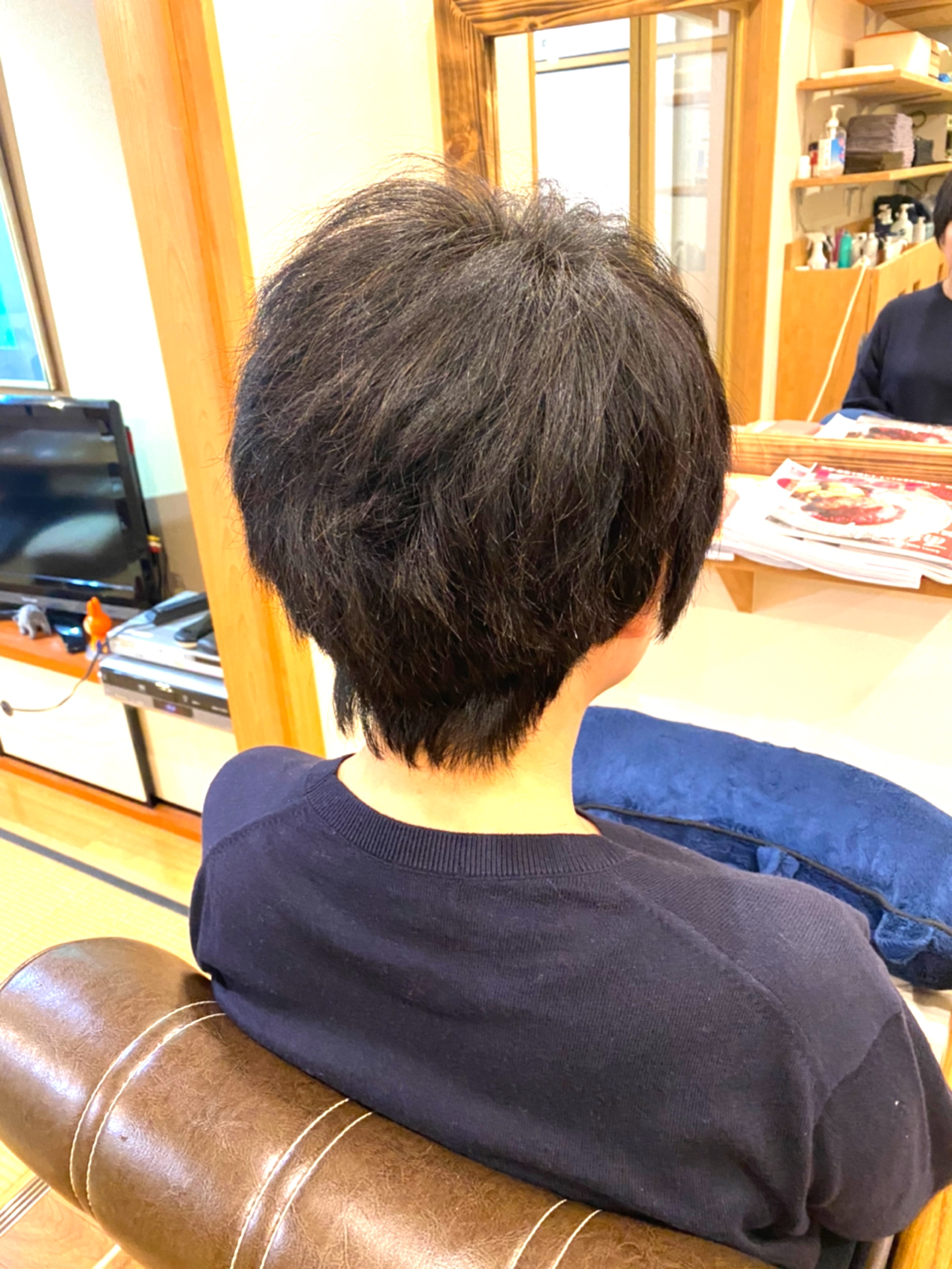 髪の質を変えていく
