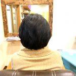 髪 頭皮共に改善