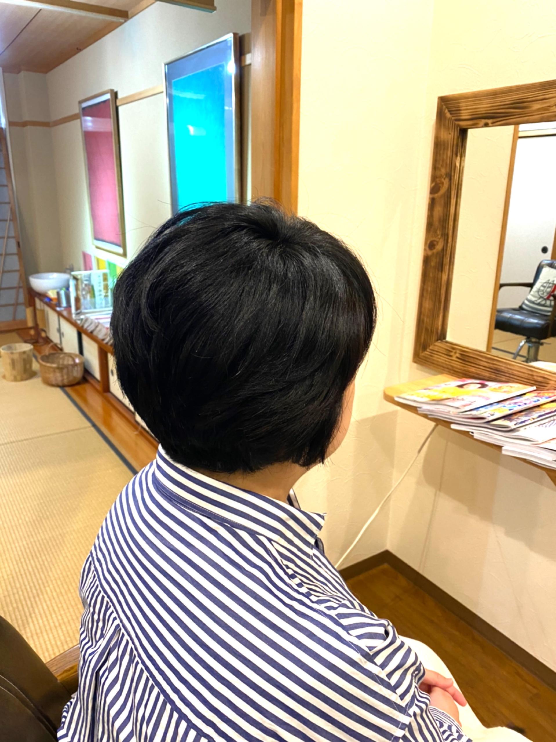 ダメージに弱い髪質