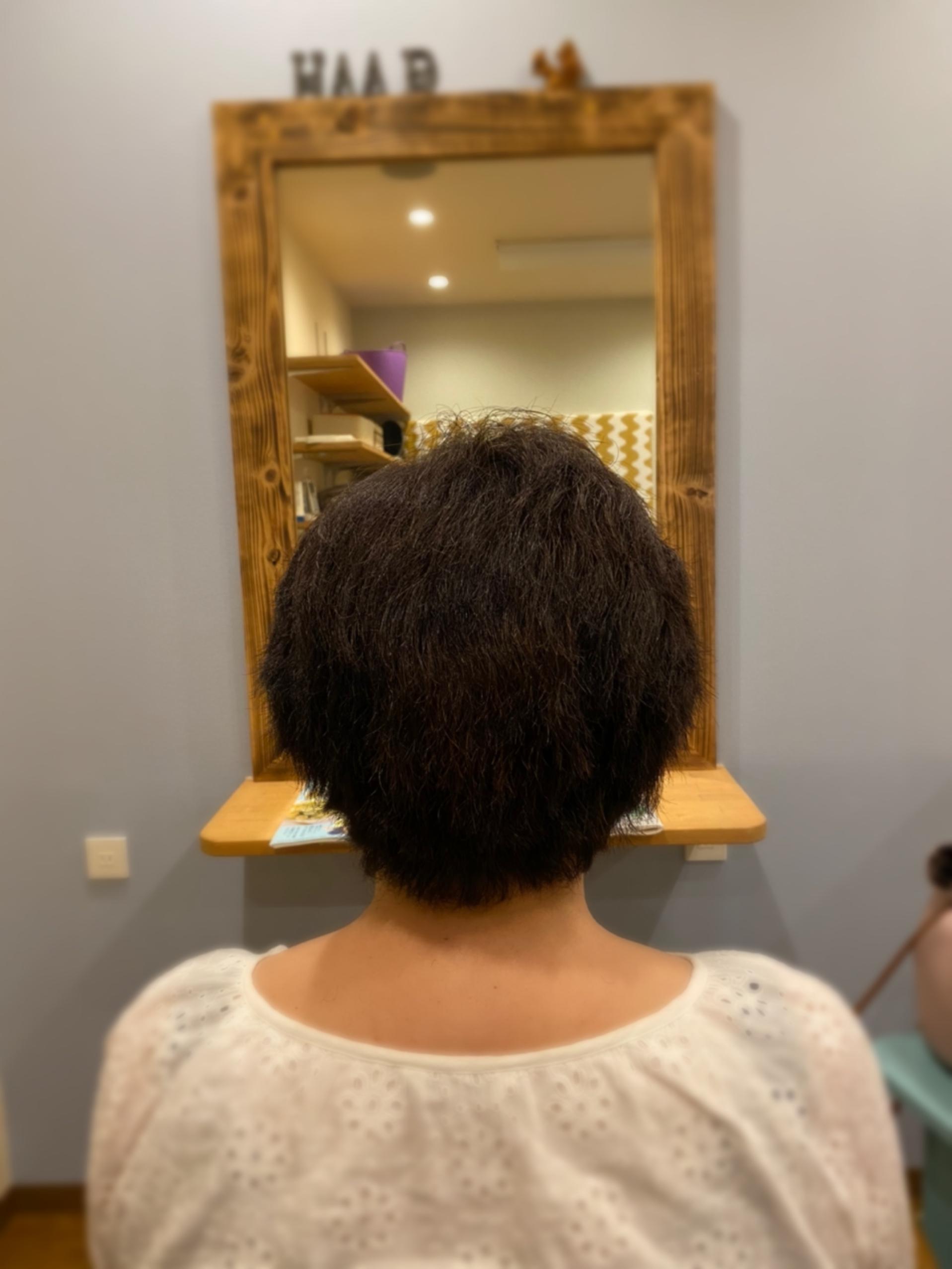 髪のコンディション最優先