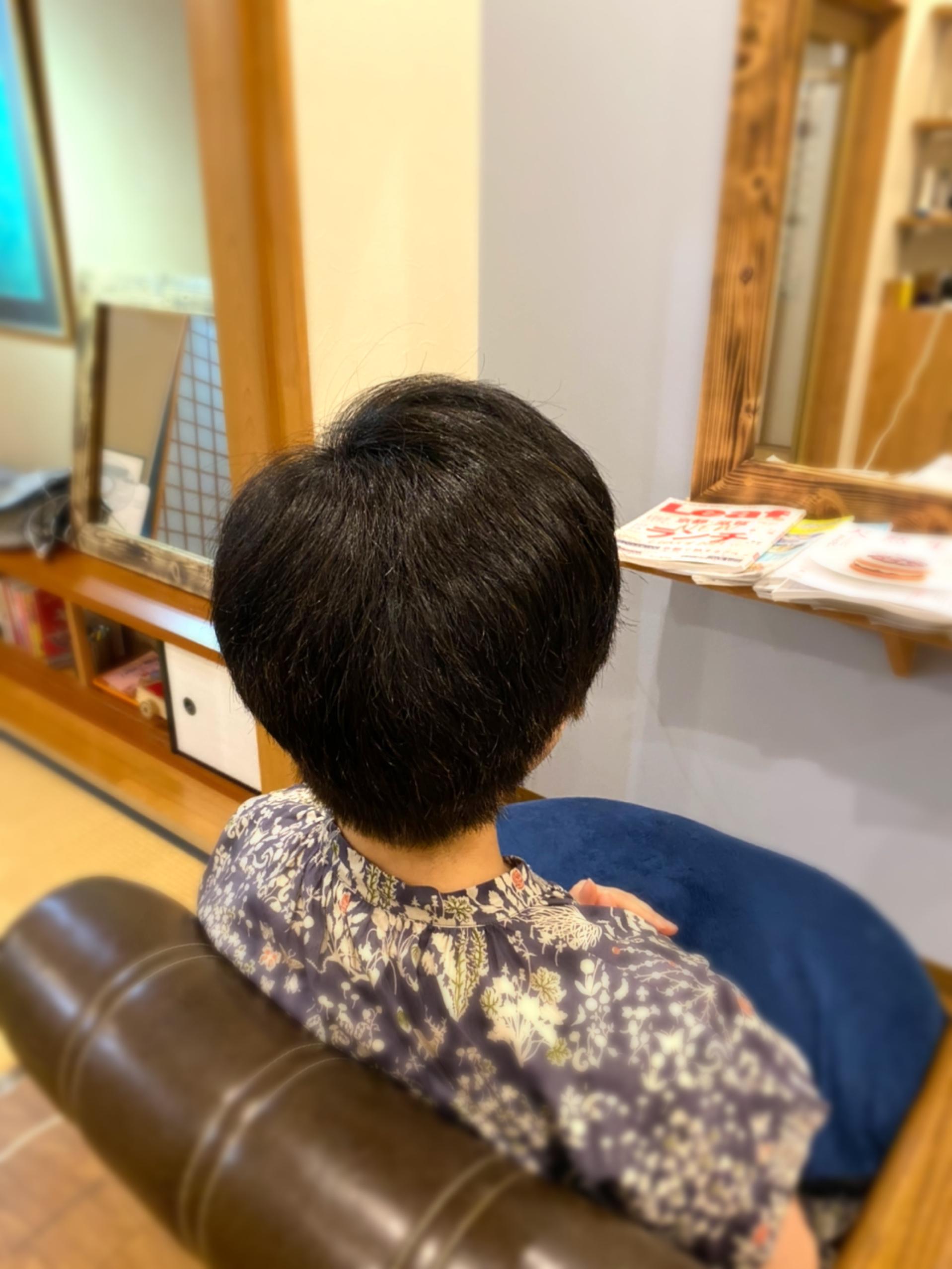 髪が柔らかくなるのとくせが弱まるのは同時