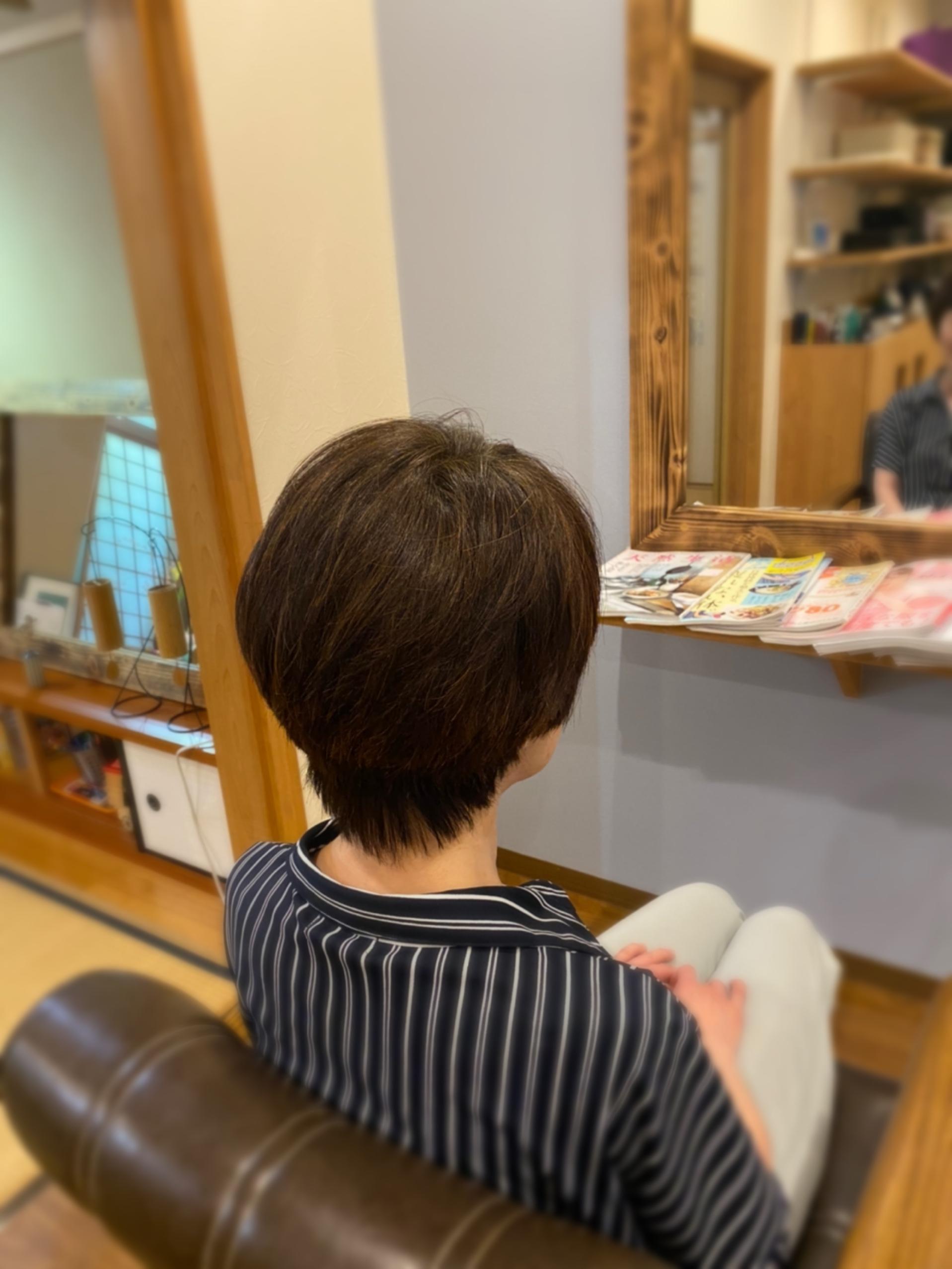 髪が整うと出てきやすい